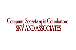 Company Secretary in Coimbatore SKV AND ASSOCIATES