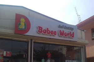 Babee world Saibaba Colony