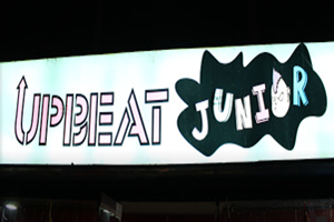 Upbeat Junior