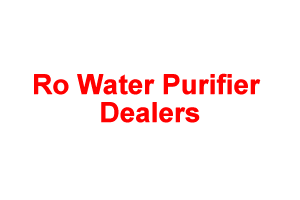 Ro Water Purifier Dealers