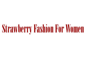Strawberry Fashion For Women