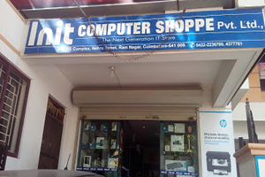 Init Computer Shoppe Private Limited Ram Nagar