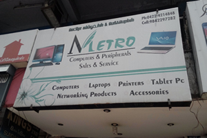 Metro Computers & Pheripherals