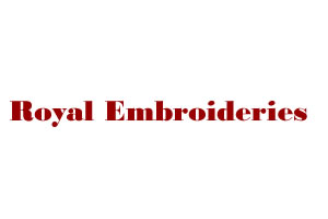 Royal Embroideries