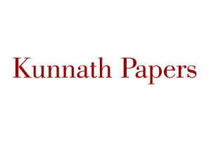 Kunnath Papers