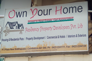 Residency Property Developers Private Limited