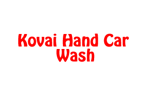Kovai Hand Car Wash